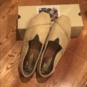Toms classic woven